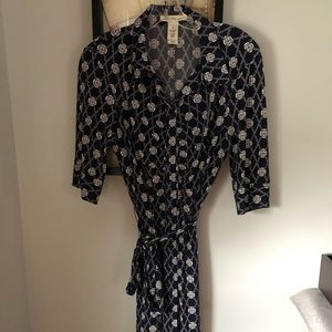 Chinese Laundry shirt dress